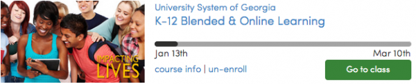 K12 Online and Blended Learning