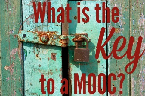 What is the Key to a MOOC LRG