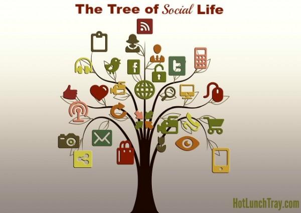The tree of social life